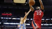 Anthony Davis Drops 50 in Loss