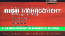 [Ebook] Making Enterprise Risk Management Pay Off: How Leading Companies Implement Risk Management