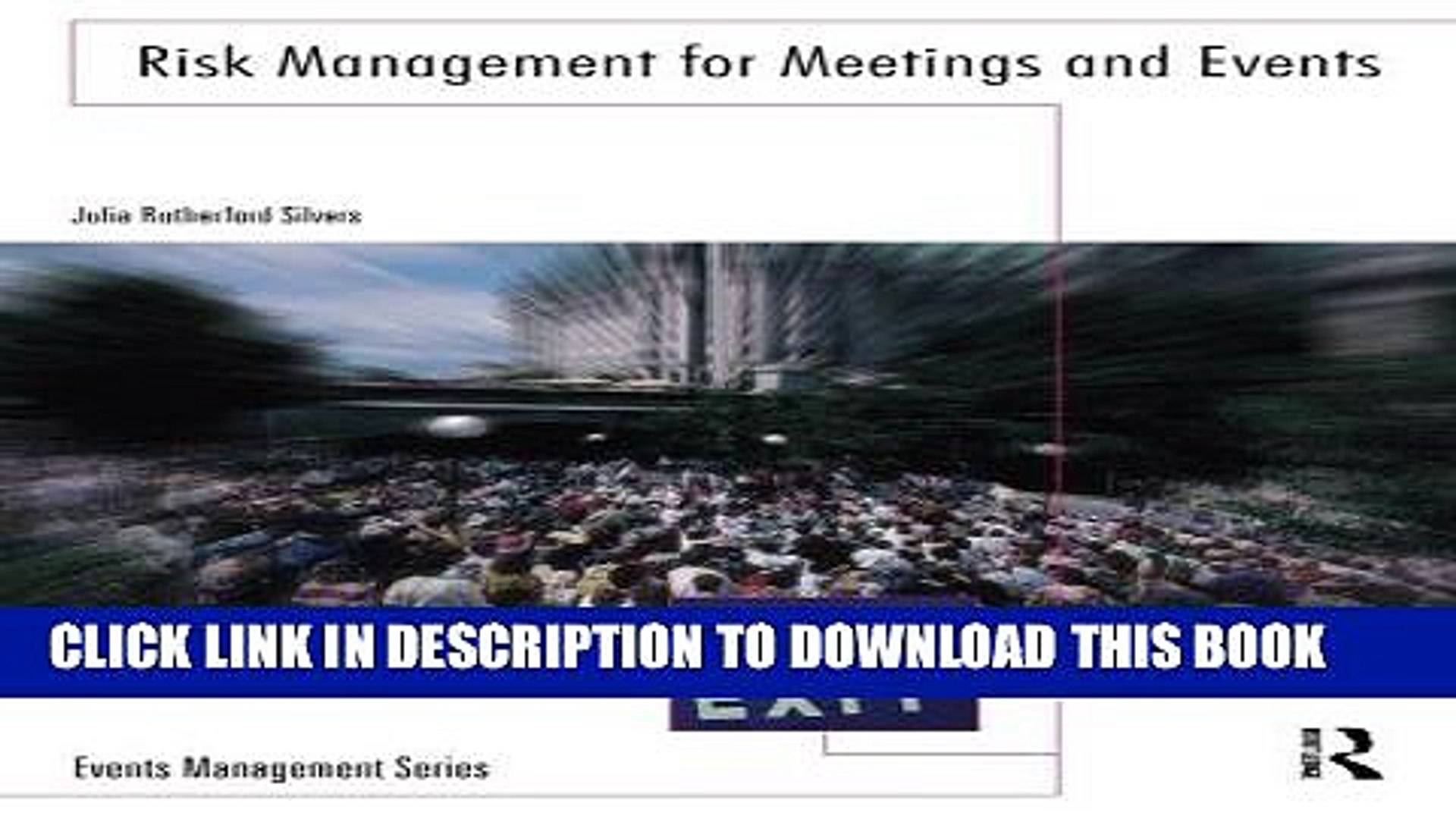 [PDF] Risk Management for Meetings and Events (Events Management) Download Free