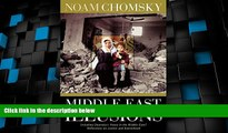 Big Deals  Middle East Illusions: Including Peace in the Middle East? Reflections on Justice and