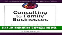 [PDF] FREE Consulting to Family Businesses: Contracting, Assessment, and Implementation [Download]