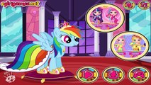 My Little Pony Games - MLP Glitter Ball - Little Pony Games for Kids in English