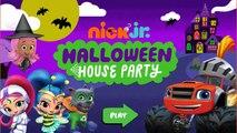 Nick Jr Halloween House Party   Halloween Games For Kids   Halloween Makeup   Halloween Costumes