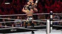 Monday Night Raw - 2/27/12 (Review): John Cena/Rock Promo, Jericho/CM Punk & Kane vs All The Midcarders