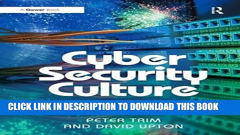 [Ebook] Cyber Security Culture: Counteracting Cyber Threats through Organizational Learning and