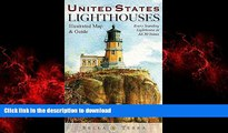 READ THE NEW BOOK United States Lighthouses: Illustrated Map   Guide READ NOW PDF ONLINE