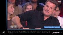 TPMP : Benjamin Castaldi révèle avoir fait une liposuccion, fou rire sur le plateau