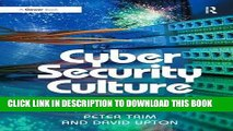 [PDF] Cyber Security Culture: Counteracting Cyber Threats through Organizational Learning and