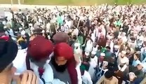 11.Shaheed Ghazi Mumtaz Hussain Qadri's Cehlam Peoples are going towards the Parliament house
