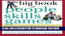 [PDF] The Big Book of People Skills Games: Quick, Effective Activities for Making Great