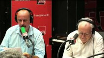 Une journée ordinaire à France Inter #épisode 11 - L'Humeur De Daniel Morin