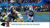 Top Plays of the Week  Cam Newton, Todd Gurley & Martavis Bryant   Move the Sticks   NFL