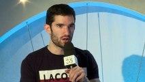 Tennis de table - France: interview de Emmanuel Lebesson