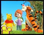Mes amis Tigrou et Winnie Tigrou se prends pour un jaguar