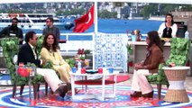 Sunrise From Istanbul (Behroz Sabzwari & Safina)-Morning Show -Part 2 - SEE TV