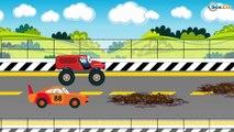 Les Camions Constructeurs | Dessin animé pour enfants | Voiture Pour Enfants | Vidéo éducative