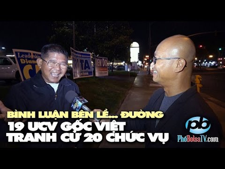 Sôi động mùa bầu cử quận Cam: 19 ƯCV gốc Việt tranh cử 20 chức vụ
