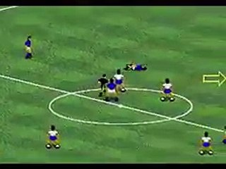 Time When You Could Run From A Yellow Card in FIFA 94