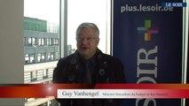 Guy Vanhengel (VLD) : « Il faut absolument agrandir le réseau de métro »