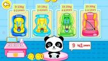Car Safety Panda | Baby Choose Right Car Seats | Cute Panda Games by BabyBus