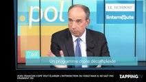 Jean-François Copé veut élargir l'interdiction du voile mais il ne sait pas vraiment où