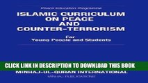 Ebook Islamic Curriculum on Peace and Counter Terrorism: For Young People and Students 2015 (Peace