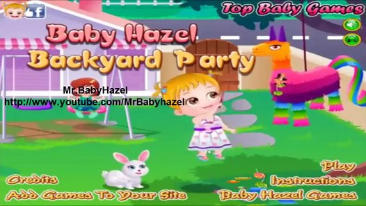 Baby Hazel in Backyard Party Game level 1 - Vidéo Dailymotion