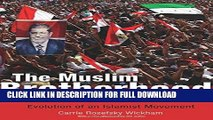 [Read] Ebook The Muslim Brotherhood: Evolution of an Islamist Movement New Version