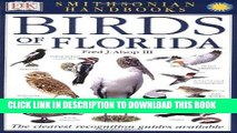 Best Seller Smithsonian Handbooks: Birds of Florida (Smithsonian Handbooks) Free Read
