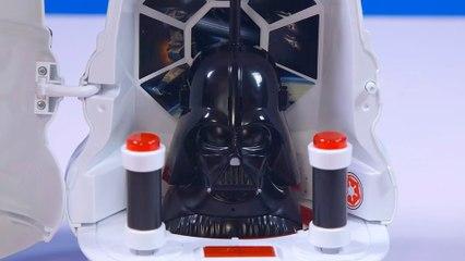 Estación base de Stars Wars   Unboxing