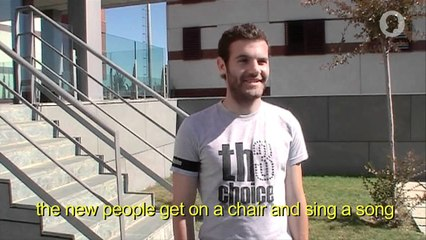 MATA TALKS ABOUT ENGLAND-SPAIN MATCH AND RAFFLE 2 TICKETS