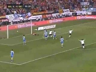 Final de la Copa del rey 2008 Valencia 1 Getafe 0