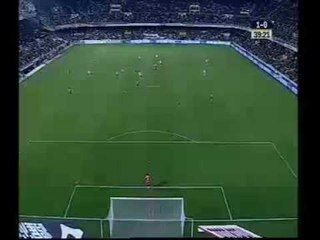 Gol de Mata, Valencia 1 Recreativo 1