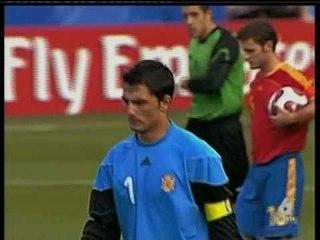 Semifinal del Campeonato del Mundo, Canada 15-07-2007