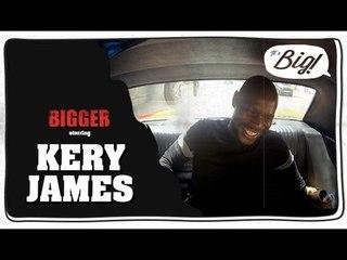 Kery James débarque dans Bigger !
