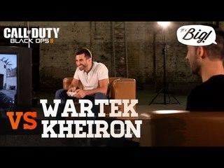 WaRTeK VS Kheiron - 1vs1 sur Black Ops 2