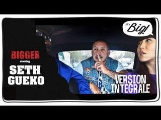 Seth Gueko en bagnole avec Willaxxx et Miss Kim - Bigger (interview intégrale)