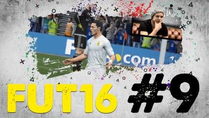 FUT16 #9 | ALLE BALLEN OP RUBIN!