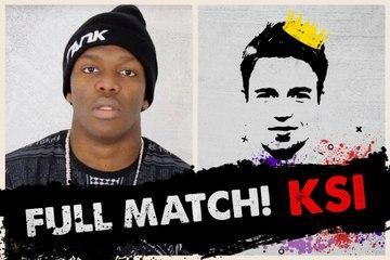 FIFA 16 FULL MATCH vs. KSI