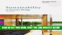 [READ] EBOOK Sustainability in Interior Design (Portfolio Skills: Interior Design) ONLINE COLLECTION