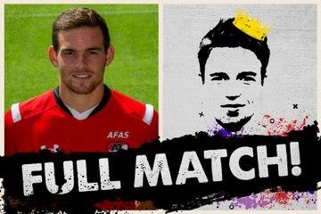 FIFA 16 FULL MATCH vs. VINCENT JANSSEN (AZ)