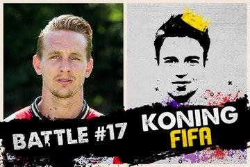 FIFA 16 BATTLE #17 LUUK DE JONG (PSV)