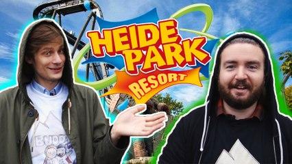 BUDDYTAG IM HEIDE PARK | Bergstürmer  Spezial