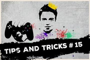 TIPS & TRICKS FIFA 16 #15 MET FC ROELIE