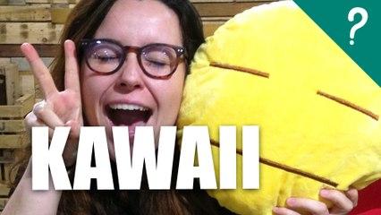 Qué significa KAWAII