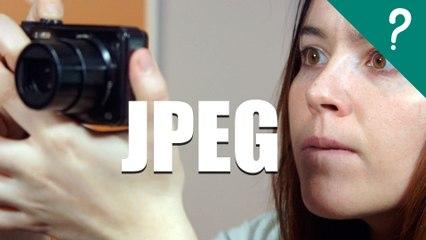 Qué significa JPEG