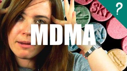 Qué significa MDMA