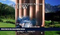 Books to Read  Electronic Media Law  Best Seller Books Most Wanted