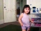 Bebe Bailando Merengue! ★ bebes divertidos   risa bebe   bebes chistosos   bebe humor