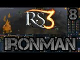Slayer, Slayer and More Slayer - Lots of Levels! - [RUNESCAPE IRONMAN] - Episode 8